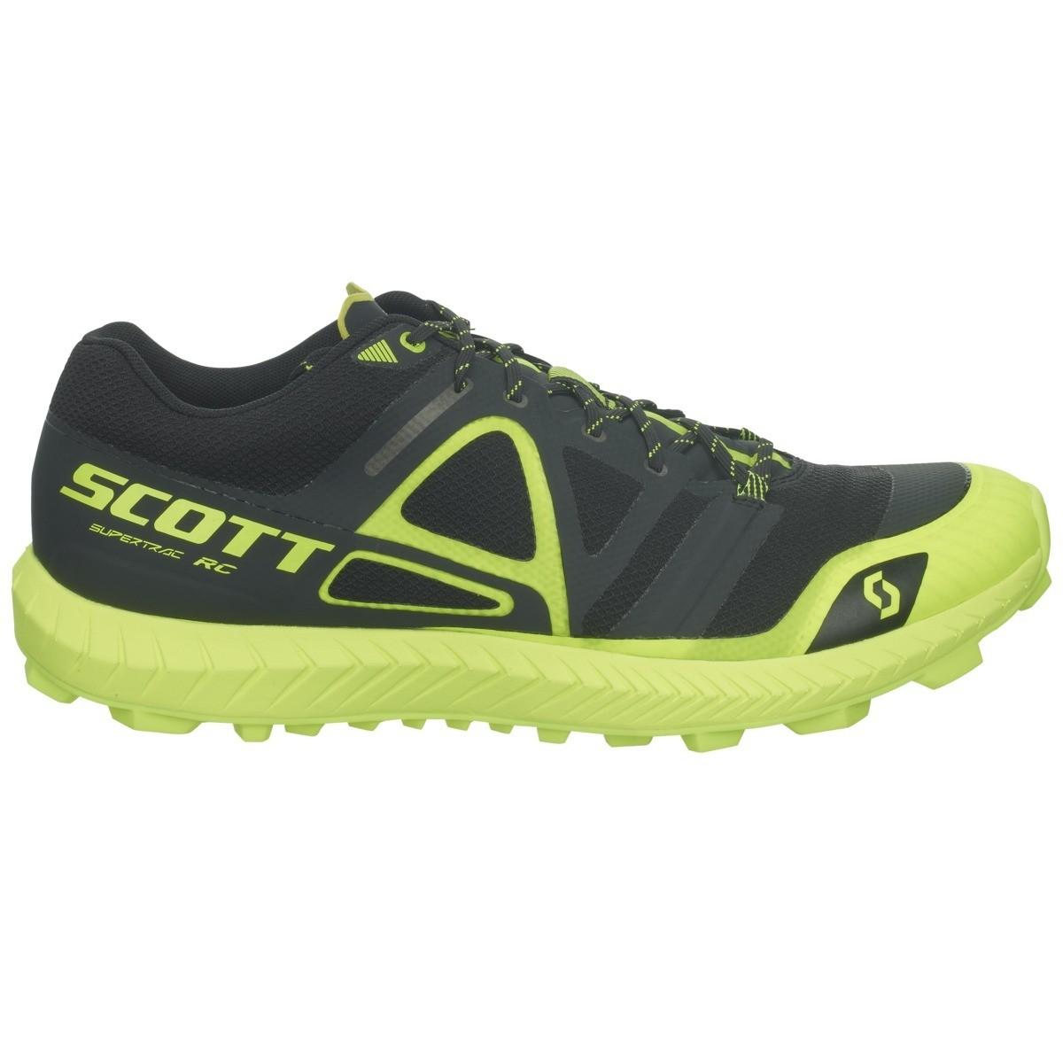 Scott Supertrac RC heren black/yellow