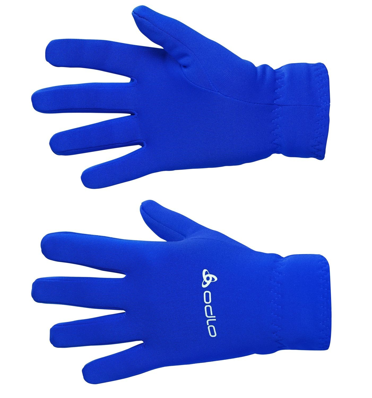 Odlo Fleece Gloves blauw