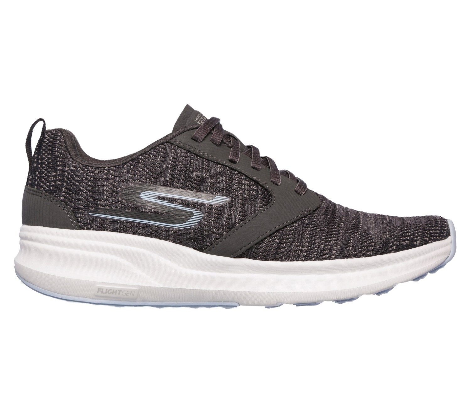 Skechers GORUN Ride 7 dames grey/blue