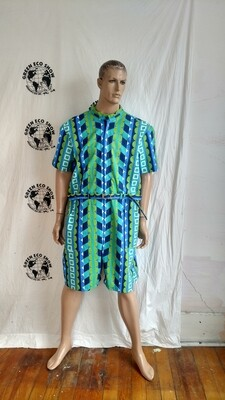 Mens Romper 2XL mxm Hermans Eco USA