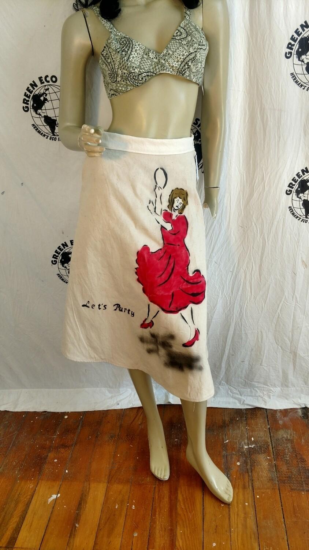 Dancer Skirt Hermans Eco 28