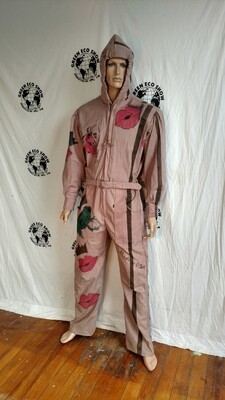 Frog Prince mens Jumpsuit L Hermans Eco