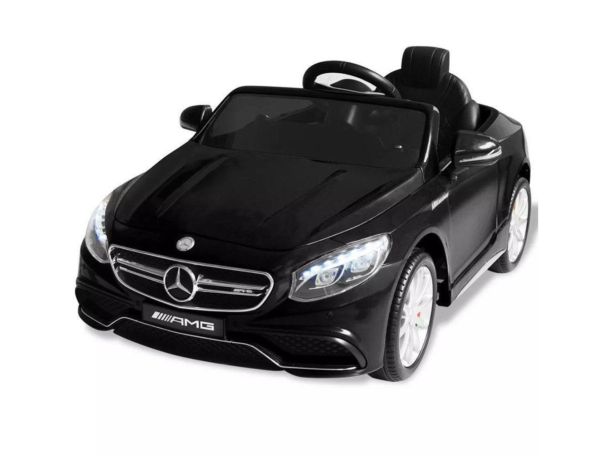 AUTO MACCHINA ELETTRICA PER BAMBINI Mercedes-Benz S 63 AMG 12v Coupe PRODOTTO UFFICIALE