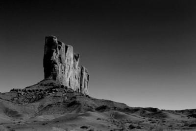 Monument Valley Butte - Utah