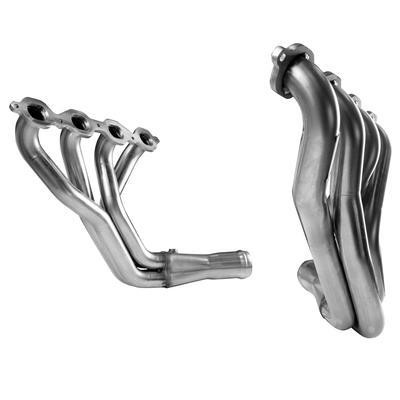 Kooks 2016 + Chevrolet Camaro SS 1 7/8in x 3in SS Longtube Headers w/ OFF ROAD Connection Pipes
