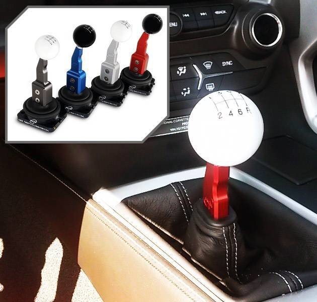 MGW FLAT STICK SHIFT KIT