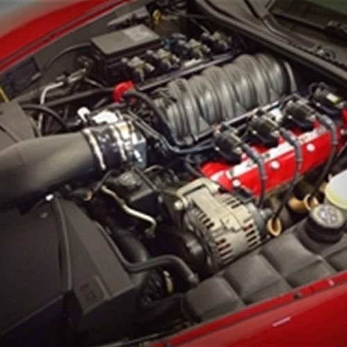 Chevrolet Corvette Vararam Intake System C6 Corvette, 2005-07 LS2 Only