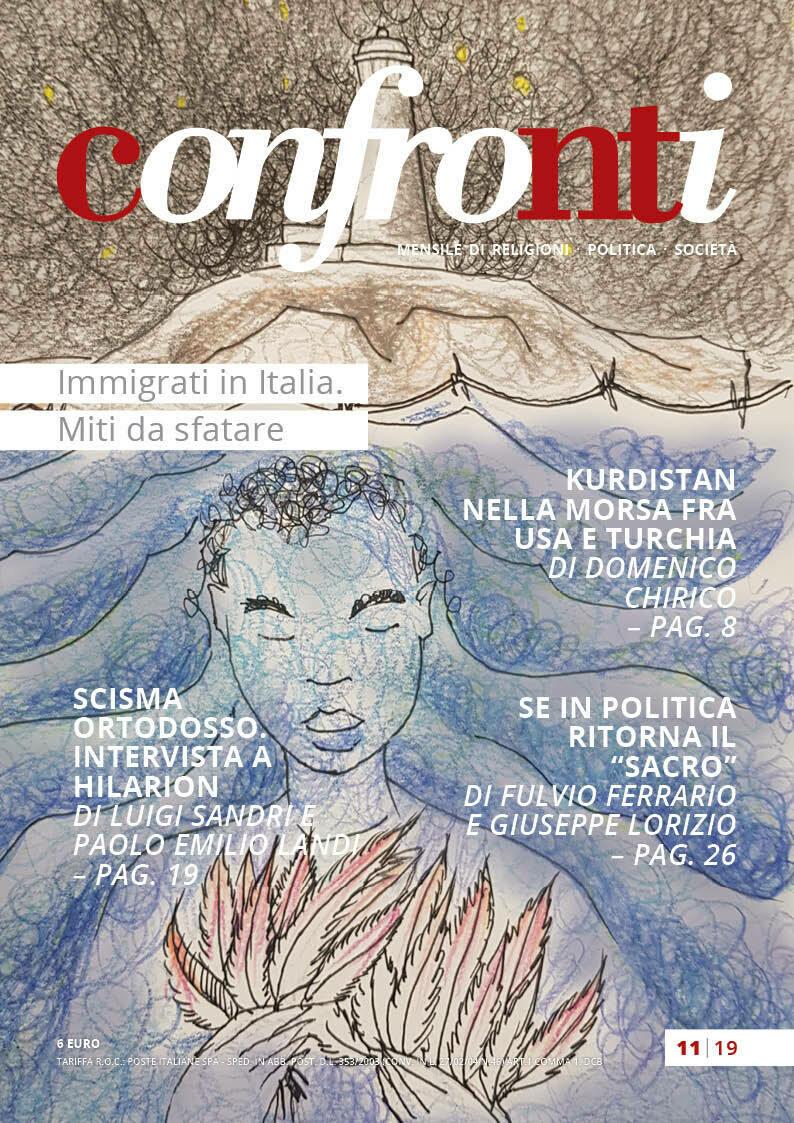 Confronti novembre 2019 − Immigrati in Italia. Miti da sfatare (PDF)