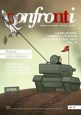 Confronti dicembre 2019 − Rojava sotto attacco (Cartaceo)