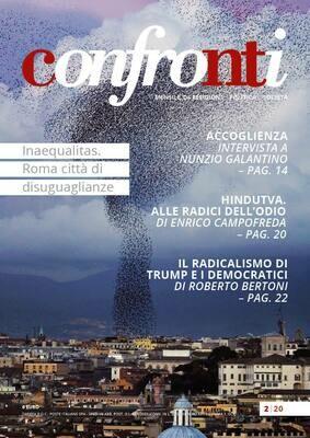 Confronti febbraio 2020 - Inaequalitas. Roma città di disuguaglianze (Cartaceo)