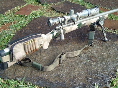 Slip Cuff Precision Rifle Sling