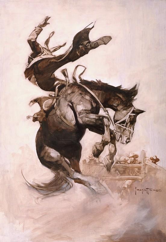 Bucking Bronco (No - 65)