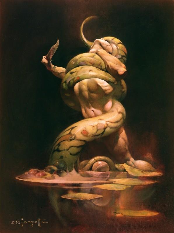 Serpent (No - 75)