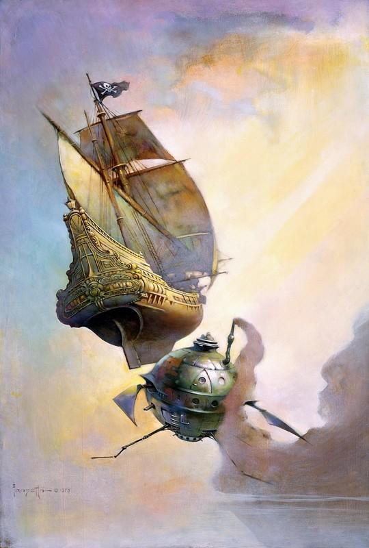 The Galleon (No - 25)