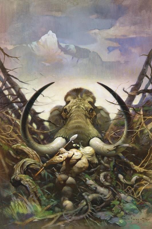 The Mammoth (No - 32)
