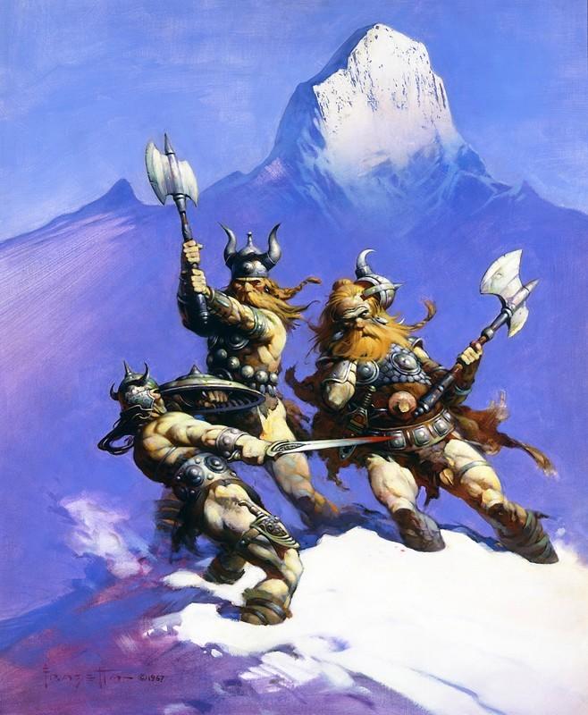 The Snow Giants (No - 17)