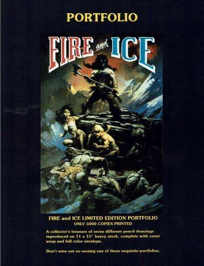 Fire And Ice Portfolio