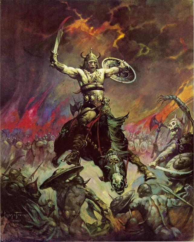 The Berserker (No - 15)