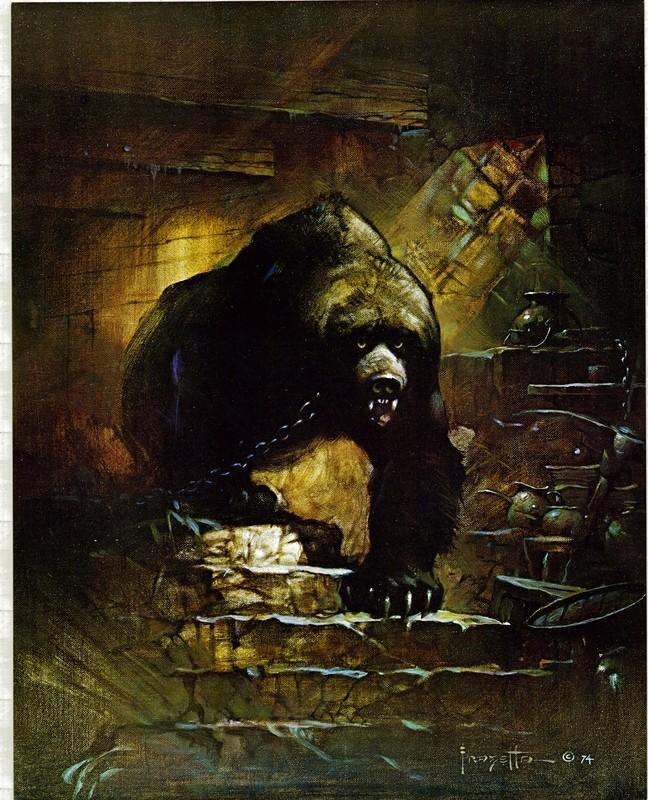 The Bear (No - 37)