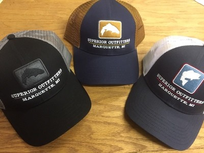 Superior Outfitters Simms Trout Icon Hat