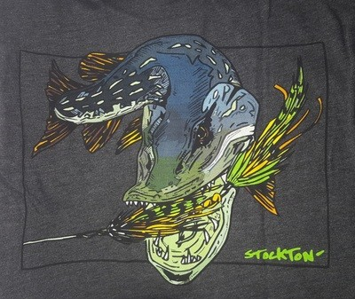 Simms Stockton Pike T-Shirt Closeout