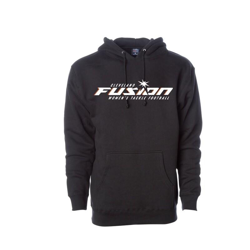 Hooded Sweatshirt (Black)