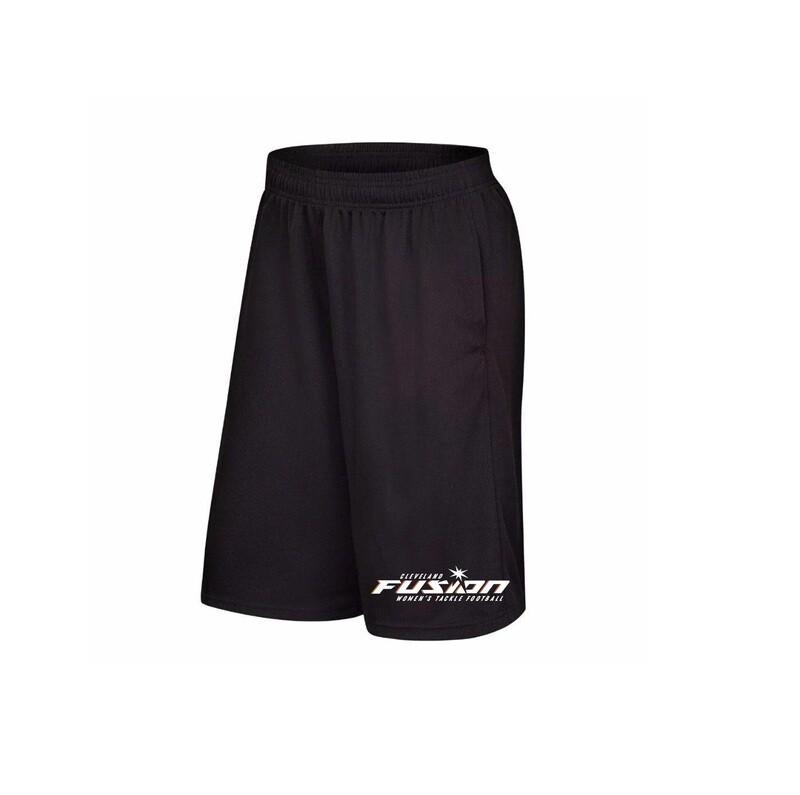 Athletic Shorts (Black)