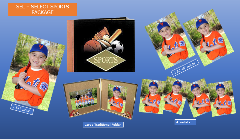 SL- The Select Sports Package