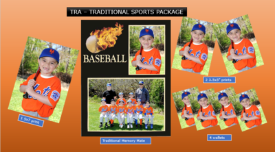 TR - The Traditional Sports Package