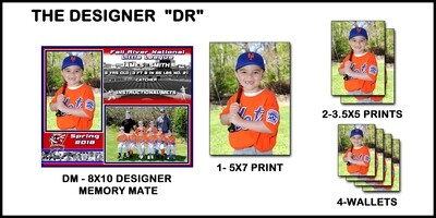 DR- The Designer Sports Package