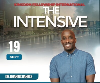 2019 Intensive (Dr. Dharius Daniels) MP3