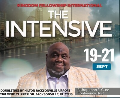 The Intensive (Dr. Willie Francois and Pastor Kyle Early)