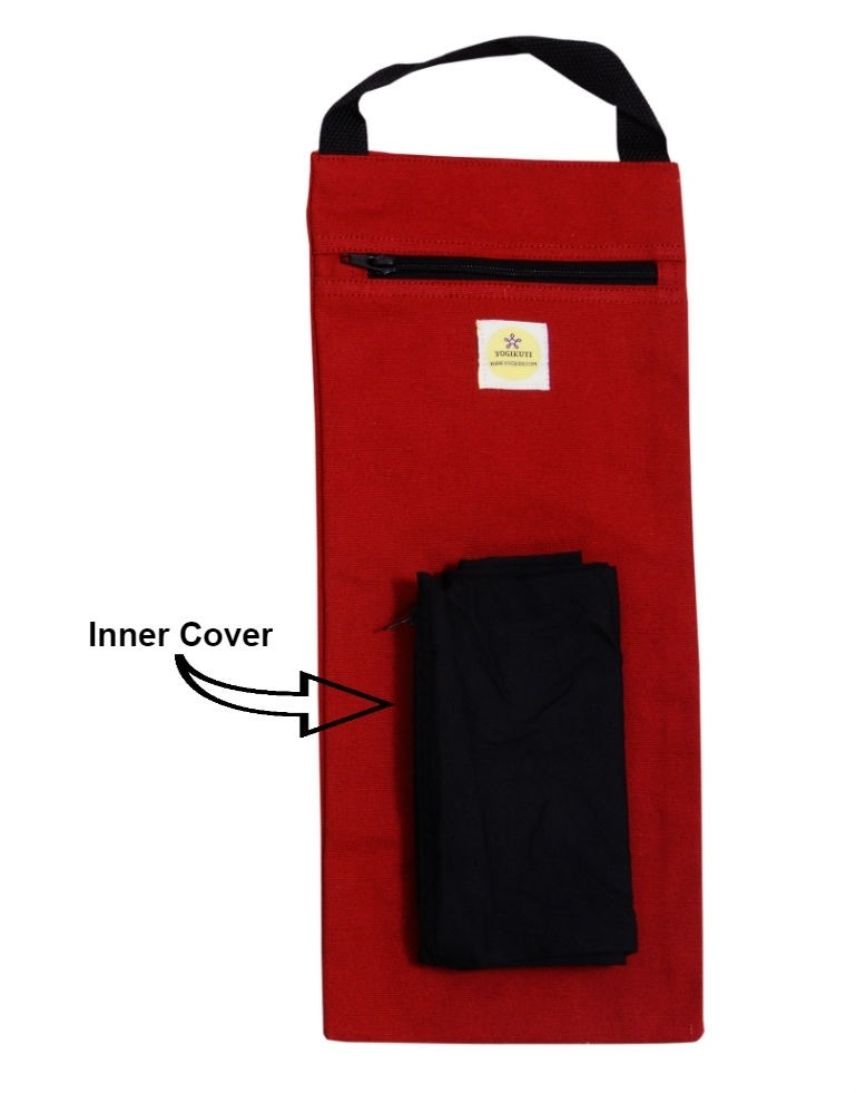 Rectangular Yoga Sand bag cover