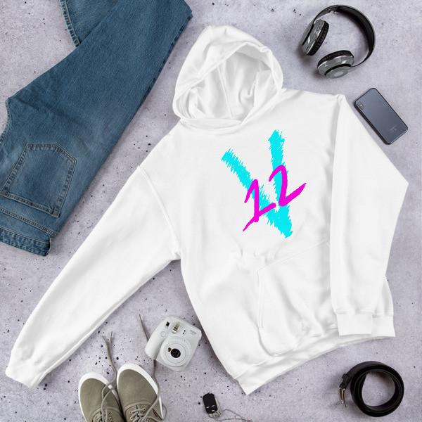 V12 Hooded Sweatshirt