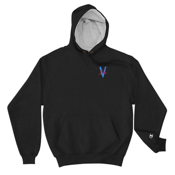 V12 - Stitched Champion Hoodie