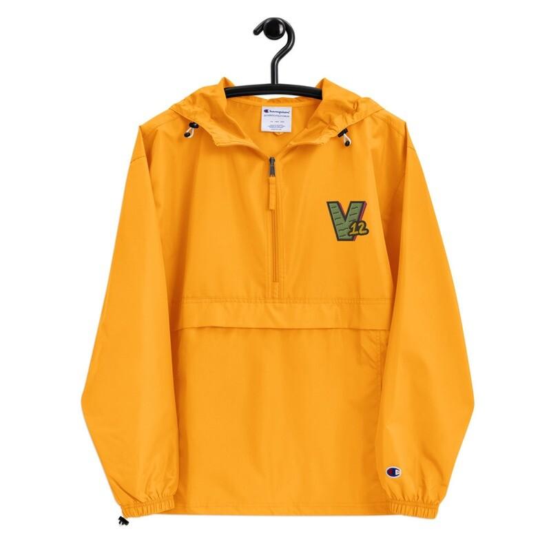 Rugrat - Embroidered Champion Packable Jacket
