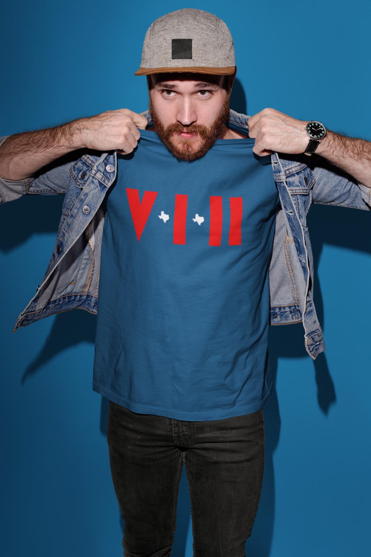 Classic (Red Logo) Short-Sleeve Unisex T-Shirt