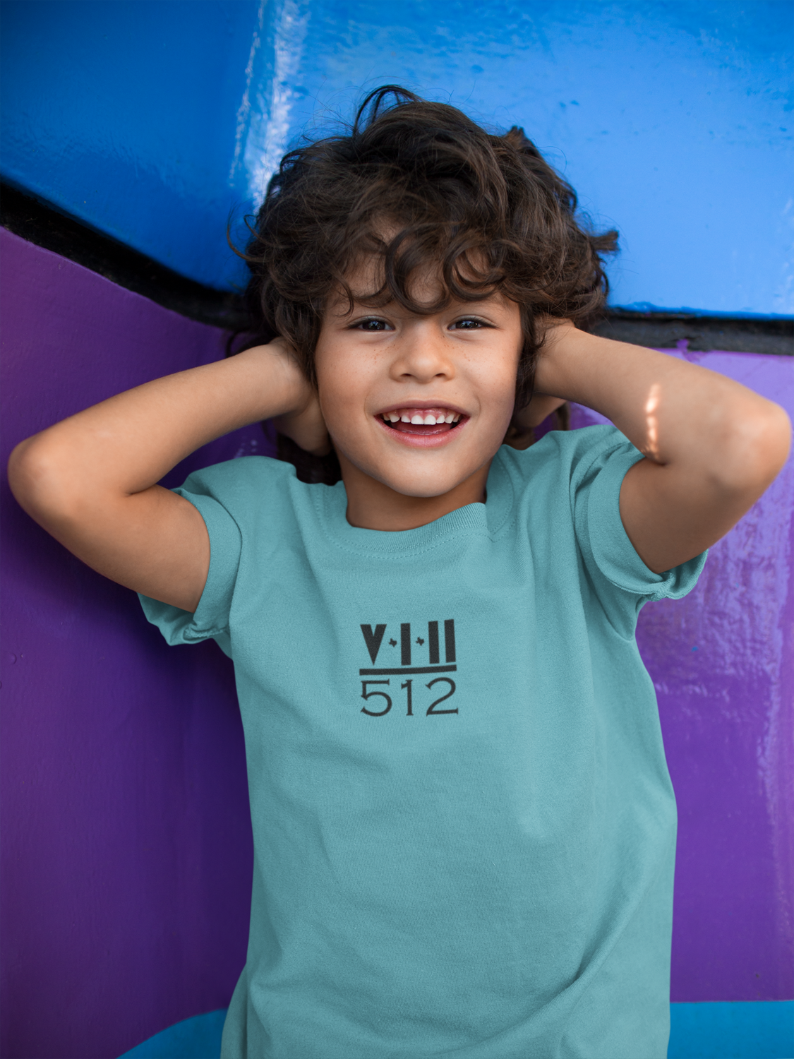 Over-Under Youth Short Sleeve T-Shirt