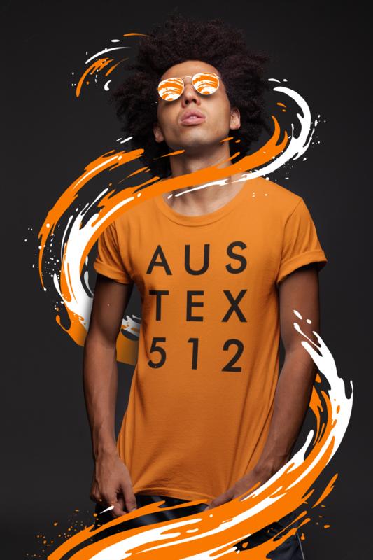 AusTex Jumbo T-Shirt (Unisex)