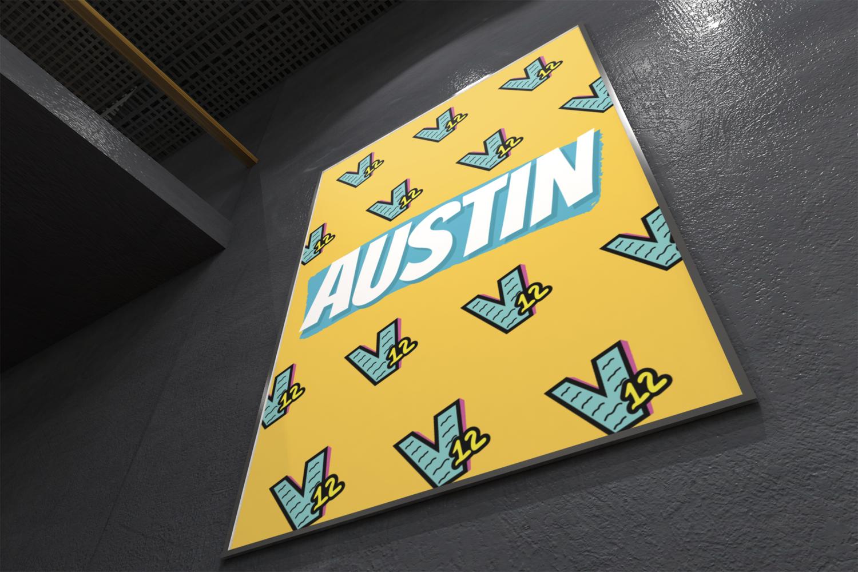 Austin Rugrat Poster