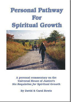 Personal Pathway for Spiritual Growth -EPub