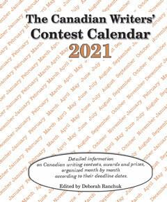 Canadian Writers' Contest Calendar 2021