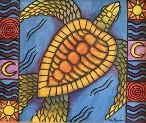 "Tony Krysinsky, ""Turtle"" 00383"