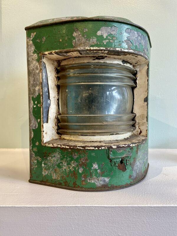 Antique Ship Lantern