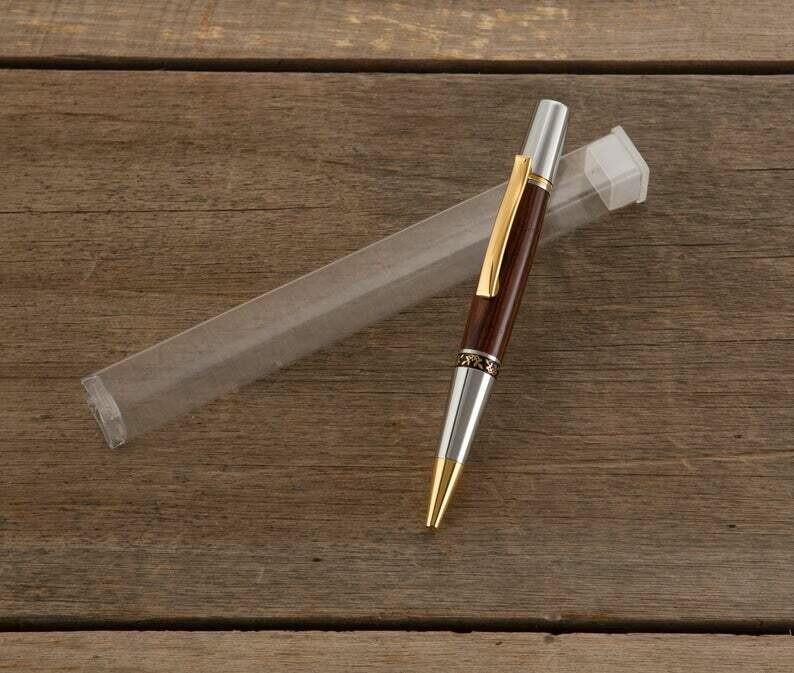 Cocobolo Wood Pen