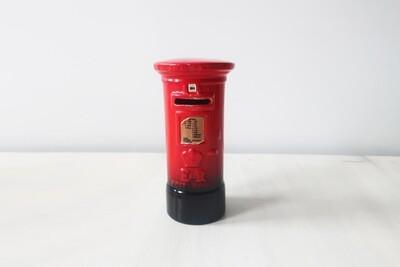 Vintage Novelty Royal Mail ceramic money bank.