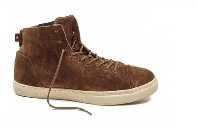Mocha Suede Men's shoe