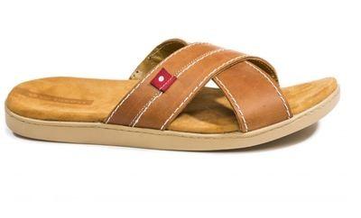 የቆዳ ሸበጥ Leather Sandal Handmade in Ethiopia