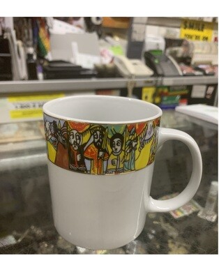 Ethiopian Saba Design Mug
