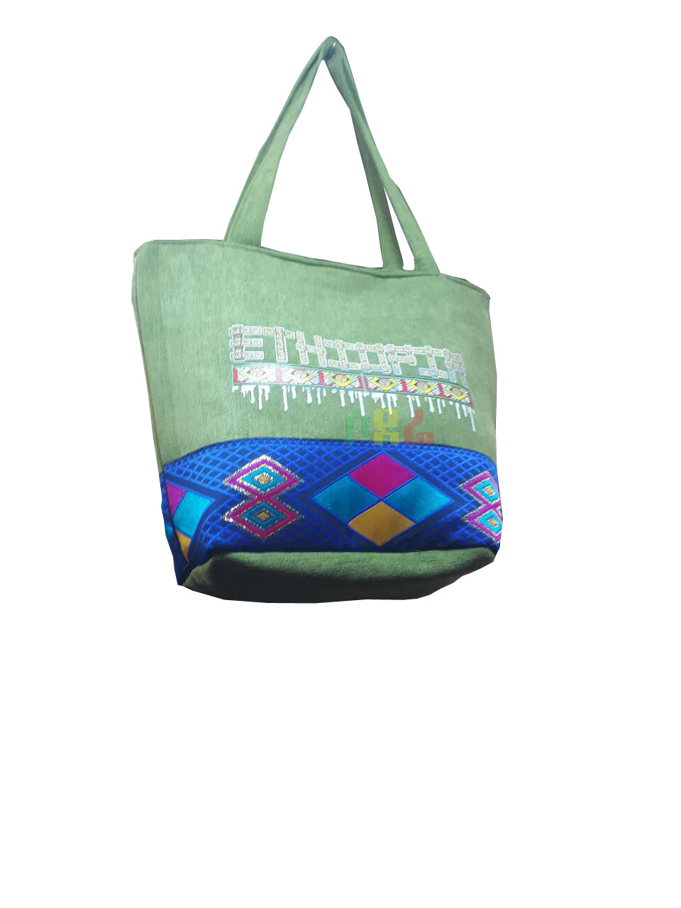 በባህላዊ የጎን ቦርሳ Ethiopian Shoulder Bag